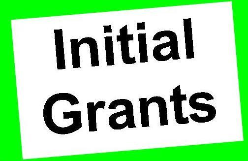 initial food grants